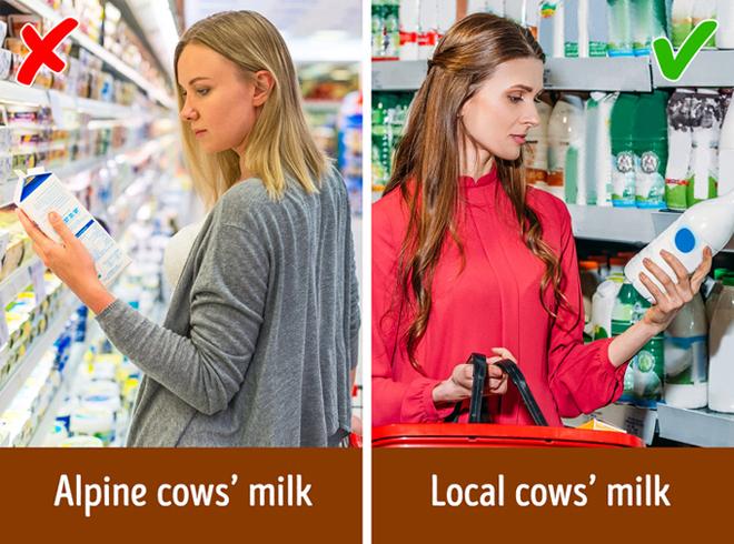 9 loại thực phẩm nên mua ở siêu thị - 7