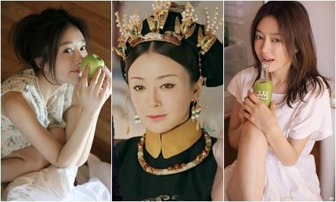 37 tuổi, 'Phú Sát Hoàng hậu' vẫn trẻ đẹp nhờ ăn 5 bữa mỗi ngày