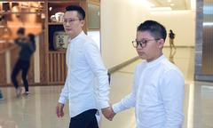 Con trai Hoàng Bách 12 tuổi đã cao 1,6m