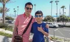 Quang Dũng: 'Bảo Nam về nước định cư là món quà ý nghĩa dành cho tôi'