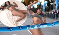 Dáng nằm quảng cáo của Kim Kardashian bị chế giễu