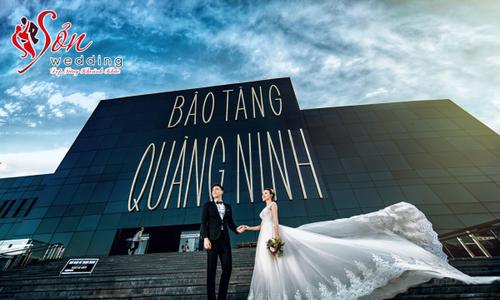 Sơn Wedding - Địa điểm chụp ảnh cưới chuyên nghiệp.