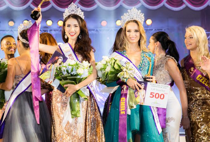 Hành trình tới vương miện Hoa hậu Đại sứ Du lịch Thế giới của Phan Thị Mơ - 7