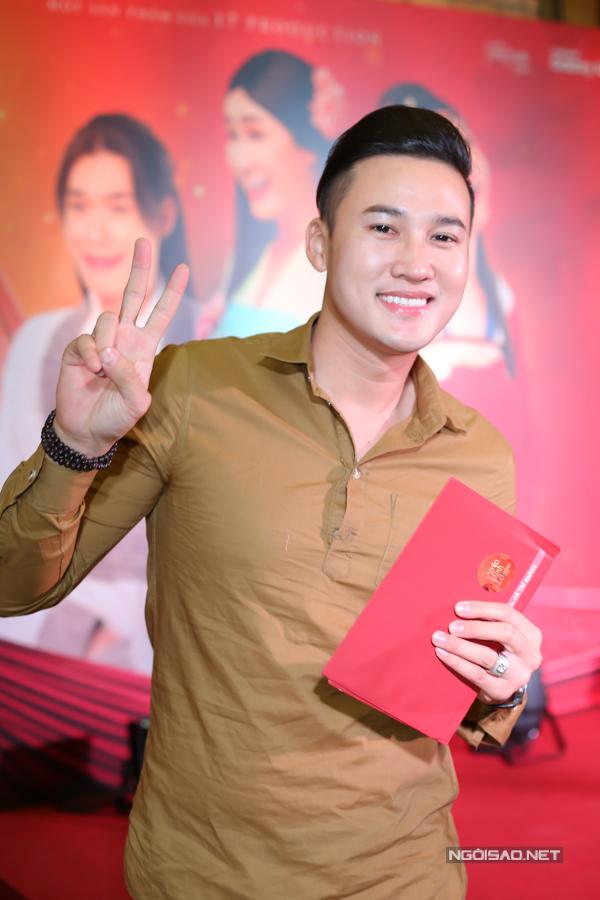Diễn viên Hà Trí Quang hào hứng với các tác phẩm hài của Huỳnh Lập.