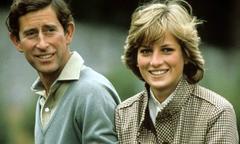 Thái tử Charles từng cảm thấy bị Diana làm 'lu mờ'
