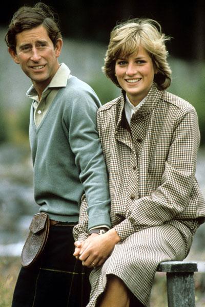 Thái tử Charles và vợ, Công nương Diana, đi nghỉ trăng mật ở Baltimore sau đám cưới năm 1981. Ảnh: womansown.co.uk.