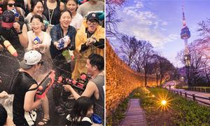 30 trải nghiệm hoàn toàn miễn phí tại Seoul