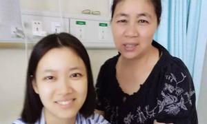 Con gái qua đời vì ung thư máu, mẹ trả lại 63.000 USD được quyên tặng