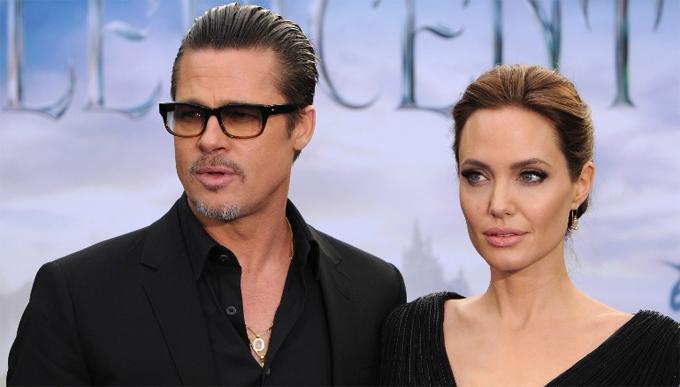 Brad và Angelina Jolie đang tranh cãi việc trợ cấp tiền nuôi con.