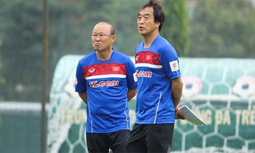 Người trợ lý được HLV Park Hang-seo coi là 'bộ não'
