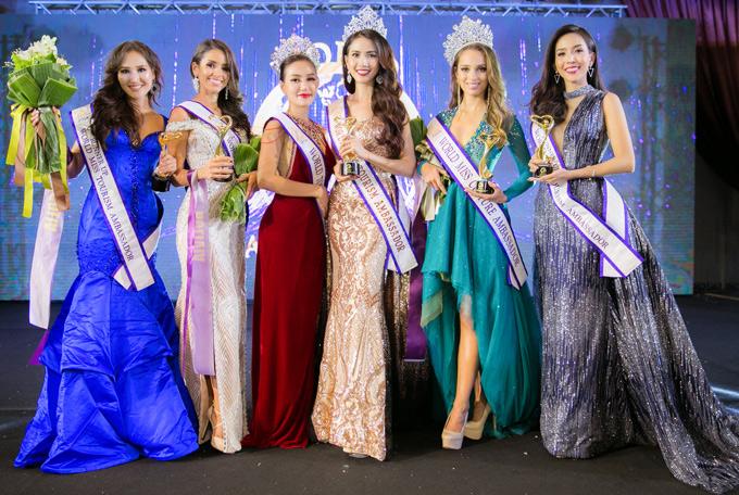 Hành trình tới vương miện Hoa hậu Đại sứ Du lịch Thế giới của Phan Thị Mơ - 9