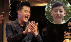 Bảo Nam quay video hát mừng sinh nhật bố Quang Dũng