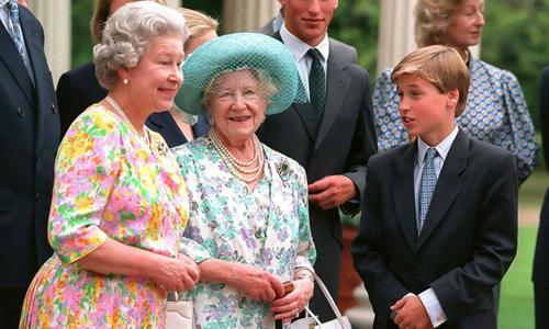 Hoàng tử Harry được nhiều tiền thừa kế từ Thái hậu hơn William