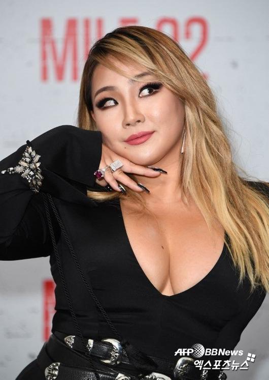 CL của 2NE1 khoe bộ ngực khủng do thân hình phát tướng - 1