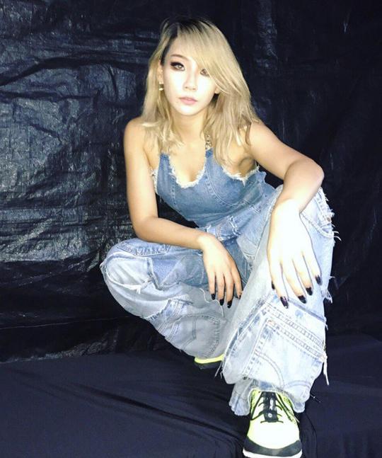 CL của 2NE1 khoe bộ ngực khủng do thân hình phát tướng - 6
