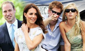 Chelsy thấy không hợp làm dâu hoàng gia sau khi dự đám cưới William