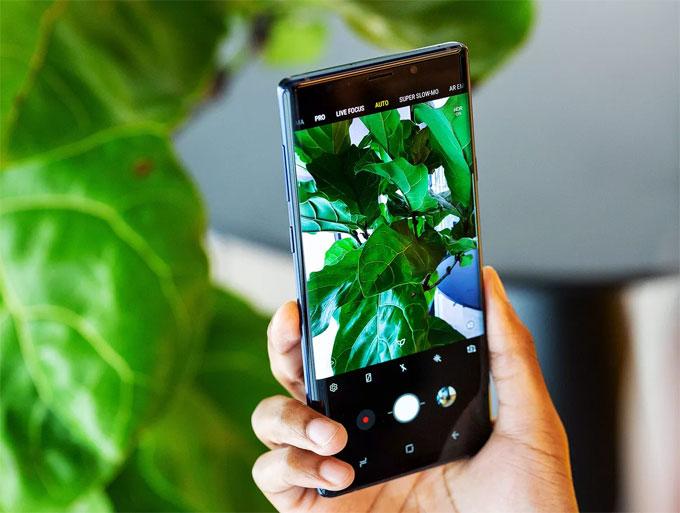 Samsung trình làng Galaxy Note 9 - 1