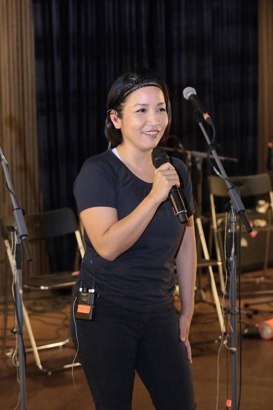 Mỹ Linh chia sẻ tour diễn lần này không chỉ làdấu mốc ỹ nghĩa cho sự nghiệp của cô mà còn là cuộc chơi đáng nhớ của ban nhạc Anh Em. 12 năm kể từ dự ánMỹ Linh Tour 06, ê-kípmới được sống lại giấc mơ khi mang đến không gian âm nhạc độc đáo cho khán giả.