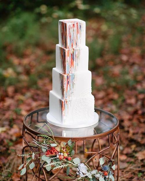 Gợi ý chọn màu sắc hôn lễ dựa theo cung hoàng đạo - 8