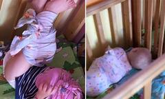 Nhà trẻ ở Nga bị điều tra vì trói chân tay trẻ vào cũi