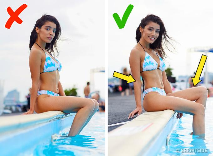 12 chiêu chụp ảnh du lịch với bikini - 1