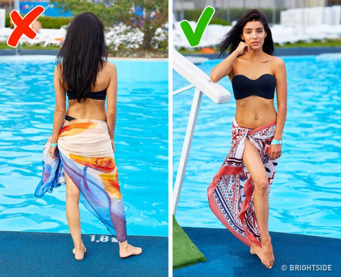 12 chiêu chụp ảnh du lịch với bikini - 3