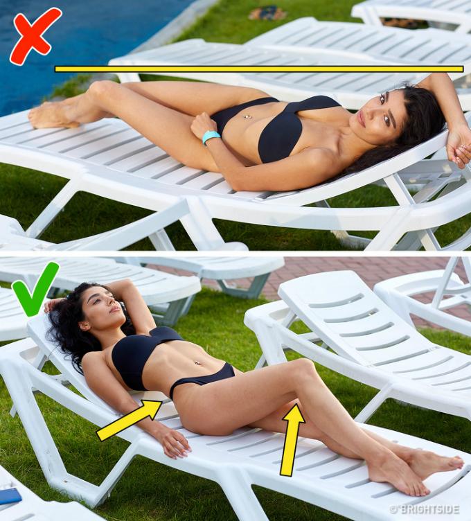 12 chiêu chụp ảnh du lịch với bikini - 4