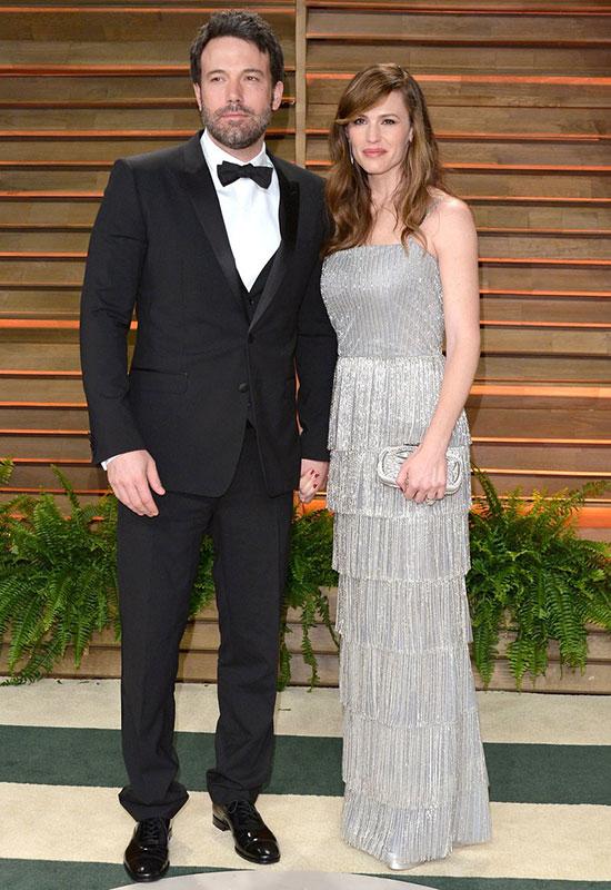 Ben Affleck và Jennifer Garner ngày còn kết hôn.
