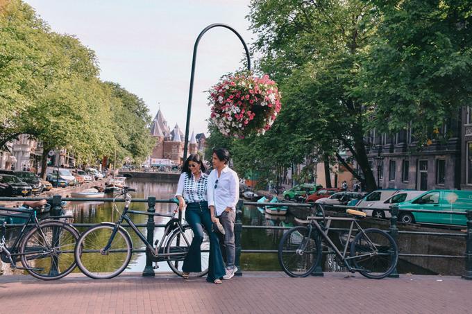 Trang Lạ và chồng đại gia rong ruổi châu Âu suốt một tháng - 6
