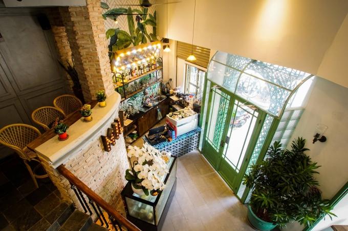 Bốn quán cà phê ở trung tâm Sài Gòn cho chiều chủ nhật - 1