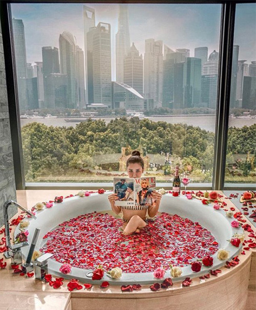 The REAL Crazy Rich Asians! As the much-hyped movie hits cinemas, meet Singapores millionaires who outspend the films characters with their designer shopping sprees and private jet travel - 12