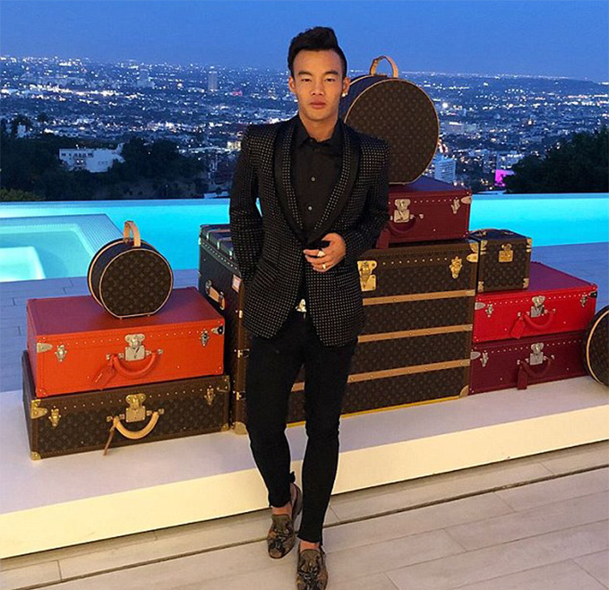 The REAL Crazy Rich Asians! As the much-hyped movie hits cinemas, meet Singapores millionaires who outspend the films characters with their designer shopping sprees and private jet travel - 2