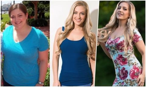 Giảm 27 kg, cô gái trẻ bước qua 'mối quan hệ độc hại', tìm lại chính mình