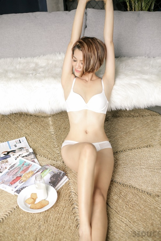 Nhà văn Ngọc Thạch ra mắt thương hiệu nội y Seduce phong cách Nhật Bản - 1