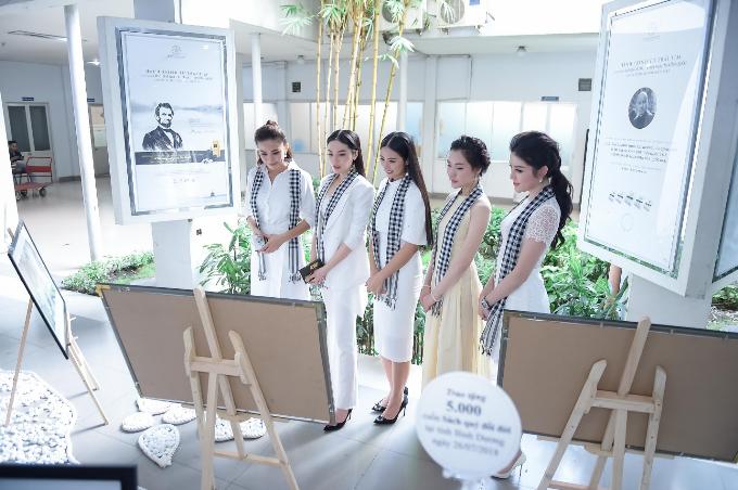 12 Hoa hậu, Á hậu được tôn vinh trong ngày hội Hành trình từ trái tim - 3