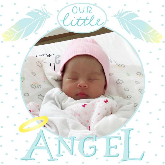 Ngay từ ngày đầu tiên sau sinh, Thanh Thảo đã có đủ sữa cho em bé nên hiện tại, Talia được bú sữa mẹ hoàn toàn.