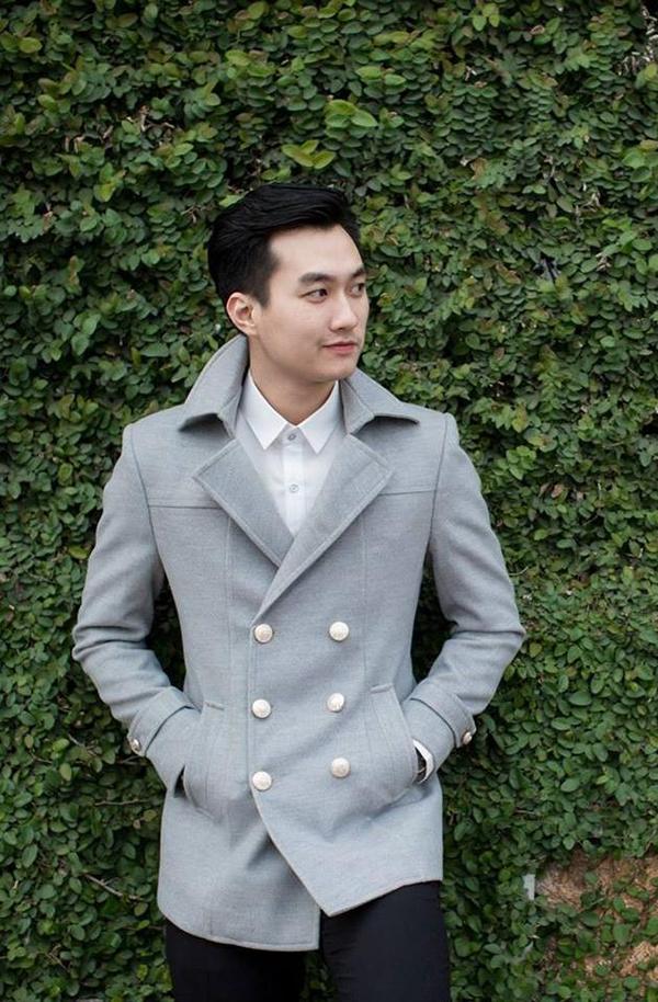 Anh Tuấn sinh năm 1990, từng tham gia các phim Nhật ký Vàng Anh, Trái tim có nắng, Zippo, Mù tạt và Em, Ngược chiều nước mắt...
