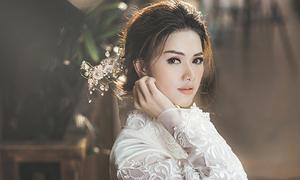 Makeup cưới kiểu Hàn Quốc với hiệu ứng sương mờ