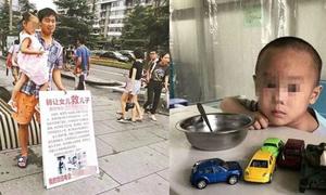 Bố rao bán con gái lấy tiền chữa bệnh cho con trai