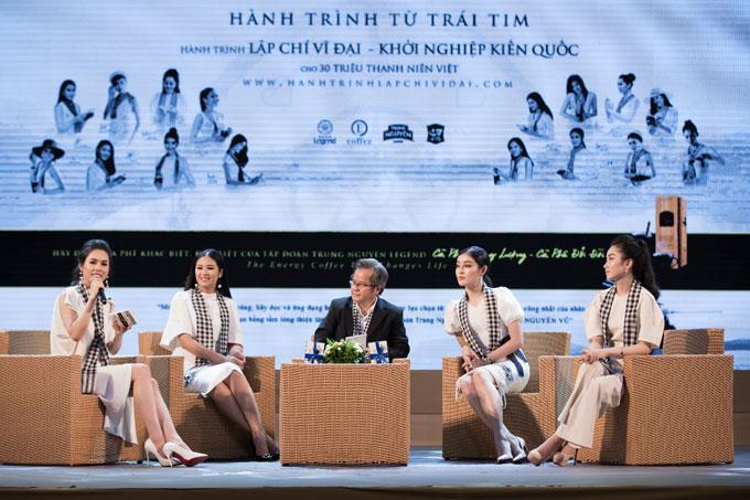 Sự kiện nhằm vinh danh 12 người đẹp đã, đang và tiếp tục đồng hành cùng Hành trình từ trái tim cũng như chia sẻ những khoảnh khắc đáng nhớ, điều đặc biệt, khác biệt và ấn tượng của hành trình 31 ngày xuyên Việt (25/6 - 26/7). Các người đẹp và ban tổ chức đã vượt qua hơn 4.000 km, trao tặng hơn 300.000 cuốn sách quý đổi đời đến thanh niên, các trường đại học, thư viện, chiến sĩ quân đội và cộng đồng trên khắp mọi miền đất nước.
