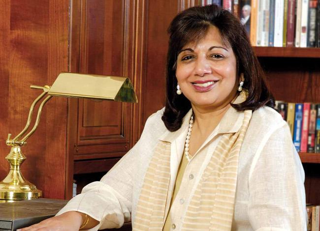 Bà Kiran Mazumdar-Shaw xây dựng công ty Bioconkhi chỉ mới 25 tuổi. Ảnh: India Today.