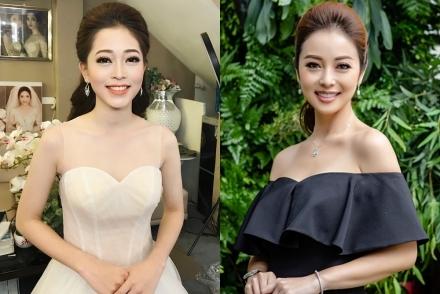 Nhan sắc thí sinh Hoa hậu VN được gọi là 'bản sao Jennifer Phạm'