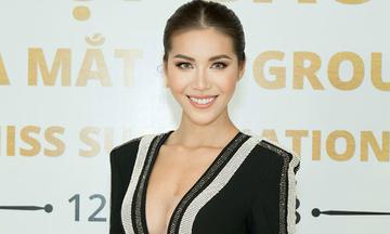 Dàn sao dự buổi công bố Top 15 Miss Supranational Vietnam 2018