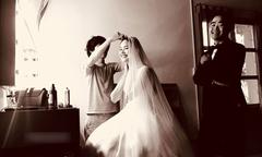 Tuyết Lan chưa lên xe hoa đã khiến 'vạn người mê' khi diện váy cưới