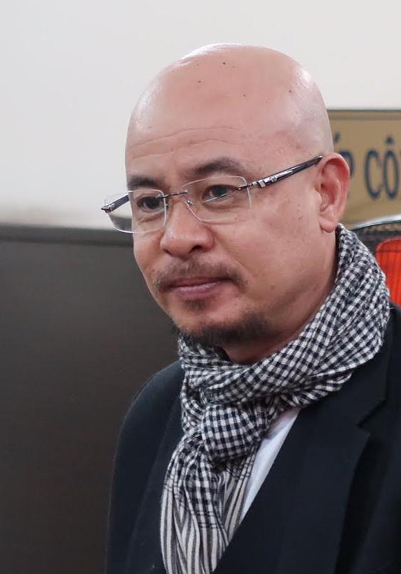 Ông Đặng Lê Nguyên Vũ mới tái xuất sau 5 năm ở ẩn.Ảnh:Lan Ngọc.