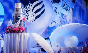 'Siêu đám cưới' chứa đựng cả đại dương bao la của uyên ương Sầm Sơn
