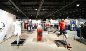 adidas Việt Nam khai trương cửa hàng lớn nhất miền Bắc