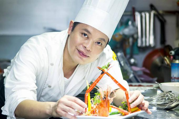 Jack được các ngôi sao Hollywood mời đến nấu ăn cho các bữa tiệc riêng của họ như Angelina Jolie, Janet Jackson...