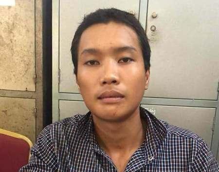 Chu Việt Phú bị công an Hải Phòng cáo buộc đã sát hại nữ chủ nhà nghỉ- karaoke ở xã Mỹ Đức, huyện An Lão để cướp tài sản, bán lấy tiền chơi game bắn cá. Ảnh: CVT