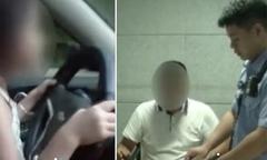 Bố mẹ bị phạt và treo bằng vì khuyến khích con gái 6 tuổi lái ôtô